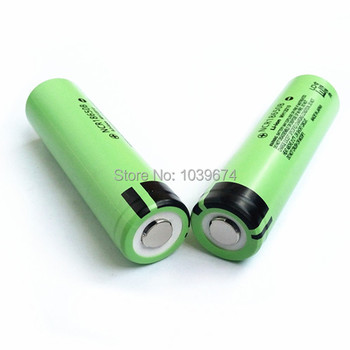 Free Fedex Authentic for Panasonic NCR18650B 3400mah 3.7v 18650 Dynamic lithium ion Rechargeable battery for E-cigarettes Tools