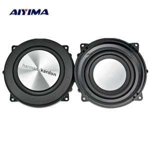 AIYIMA 2PC 4Inch 120MM Bass Ra