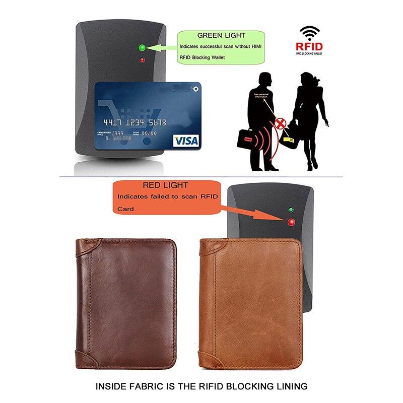 rfid wallet men