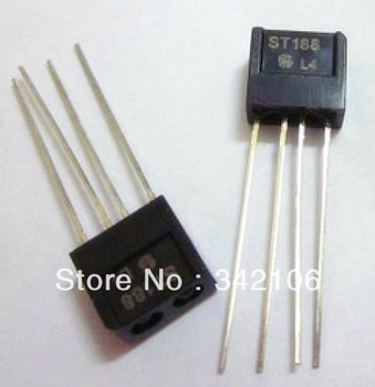 Free Shipping!!! 10pcs ST188 L4 reflective opto sensor photoelectric switch module sensor image