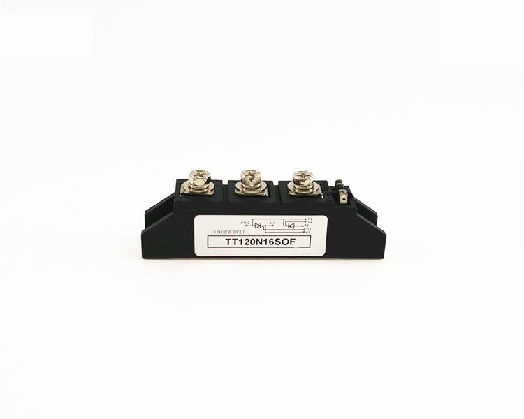 Thyristor Modules TT 120N 16KOF Power Semiconductors Modules