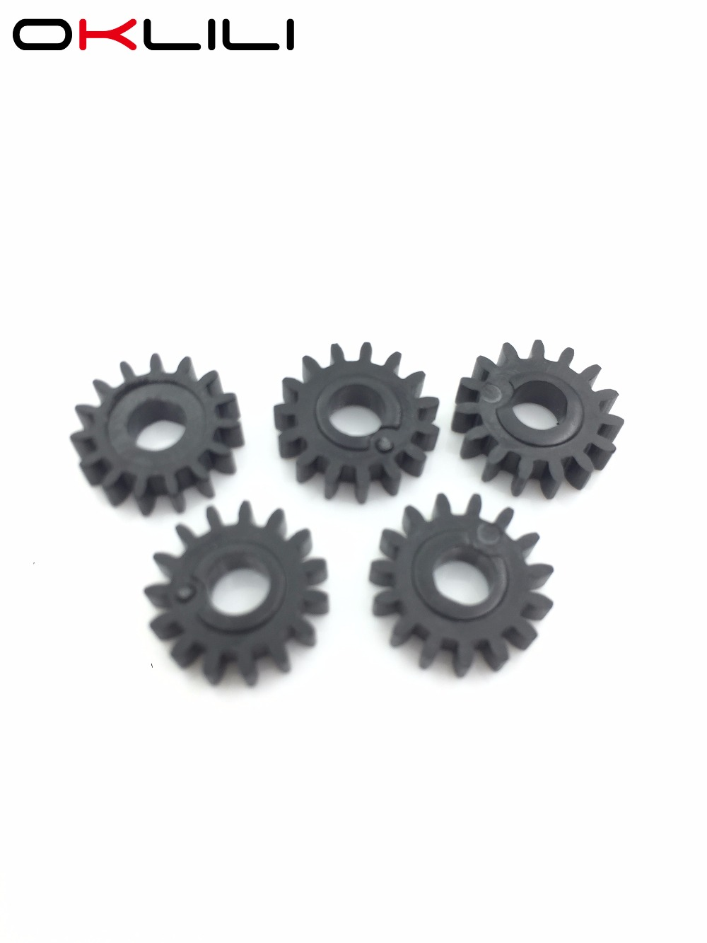 5PC Clutch Gear 15T Carriage Lock For HP C3150 C3180 C4140 C4150 C4280 D5060 D5065 D5069 J3680 6310 L7680 J4500 J4550 J4580 2355