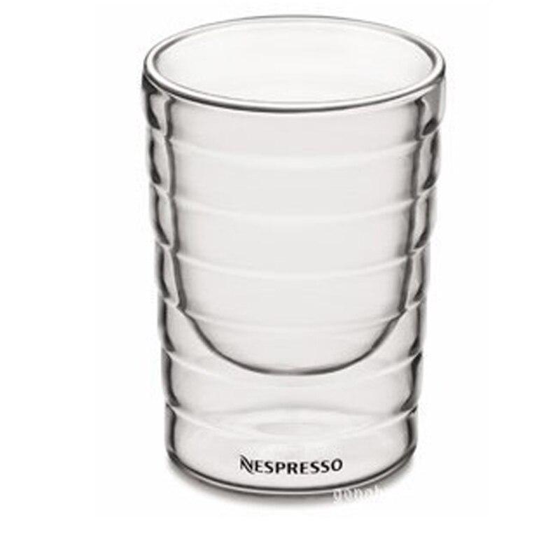 1 Uds., taza para café de vidrio de doble pared, taza para beber té, taza para beber, 85 ml, 150 ml, 350ml 2019 estilo chino superventas luces decorativas de alta vendimia lámpara de queroseno de cristal de cerámica china candelabros de Camping hogar