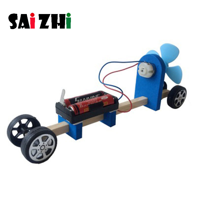 Hearty Saizhi Diy Electromagnetic Swing Developing Intellectual Stem Toy Science Experiment Kit Kids Lab Set Birthday Gift Sz3351 Home