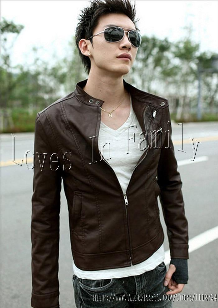 Black Or Brown Leather Jacket | Fit Jacket