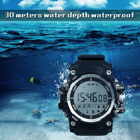 Modo XR05 Smartwatch Inteligente Relógio Do Telefone IP68 à prova d' água Ao Ar Livre da Aptidão Rastreador Wearable Dispositivos Lembrete 550 mAh bateria NO. 1 F2