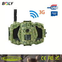 Bolyguard 30MP 1080P HD Охота Trail камера 3g Беспроводная сигнализация GSM телефон MMS GPRS водостойкий Anti Theft фото ловушка