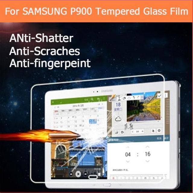 1 unids ultra-delgada de cristal templado de cine Para Samsung Note 12.2 Pro p900 p901 p905 tablet pc Anti-shatter Protector de Pantalla LCD de ALTA DEFINICIÓN película