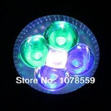 Hot sales 2014 New E27 15W 5X3W full spectrum   LED Coral Reef Grow Light High Power Fish Tank Aquarium Lamp LED Bulbs 85-265v