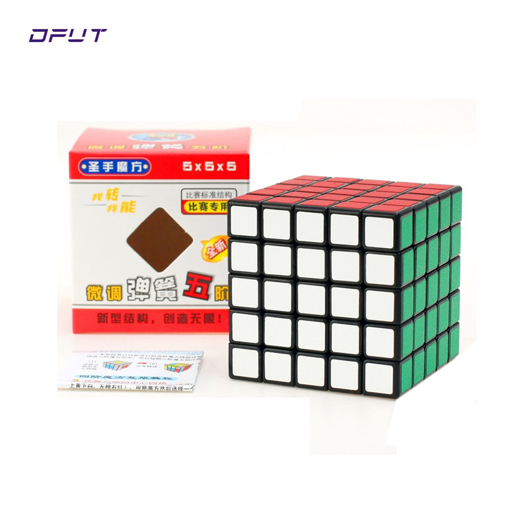 5*5*5 Professional Speed Rubiks Cube Magic Cube Educational Puzzle Toys For Children Learning Cubo Magic Toys велосипед cube stereo 160 hpa race 27 5 2016