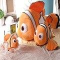 23 см чучело куклы в поисках немо плюшевые игрушки маленький клоун Nemo мягкая куклы акционной цене в наличии P125