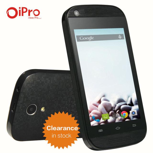 IPRO Original Celular Android 4.4 Teléfono Inteligente 3.5 ''512RAM 4G ROM MTK6571 Dual Core Abrió El Teléfono Móvil Con WIFI Teléfonos celulares