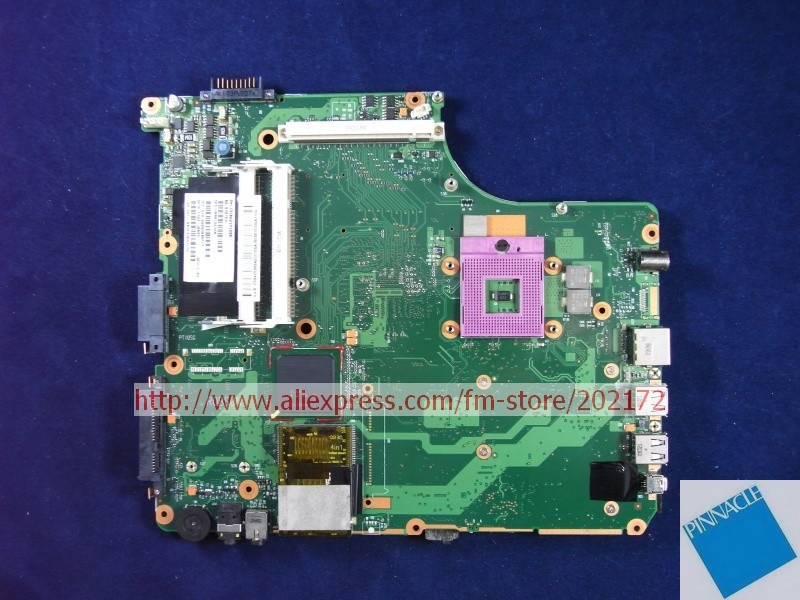 все цены на V000126340 Motherboard for Toshiba Satellite A300 6050A2171301 онлайн