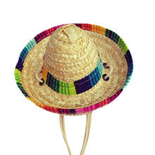 Topee Sunhat Pet Accessories Dog Cap Multicolor Puppy Caps Pet Straw Hat  Sombrero Adjustable Mexican( ccb116097a2
