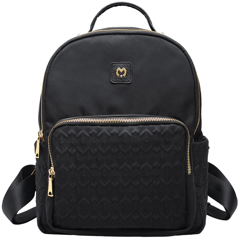 ZOOLER Nylon Leather backpack travel bag luxury backpacks girl school bags for women large capacity mochilas mujer 2018-BC102 2018 nylon fashion backpacks women young ladies backpack girl student school bag for laptop travel bag black mochilas hot sale