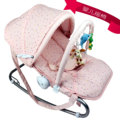 Multifunctional baby rocking chair cradle baby chair reassure the rocking chair chaise lounge electric