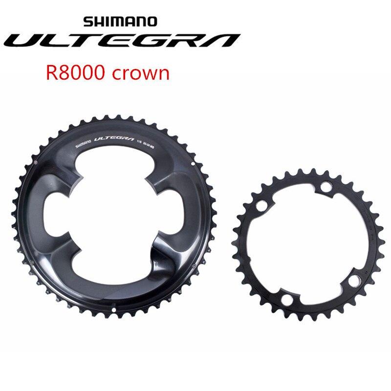 Shimano Ultegra Conjunto 50 R8000 Estrada Bicicleta Pedaleira velocidade 11-34 t 52-36t 53- 39t