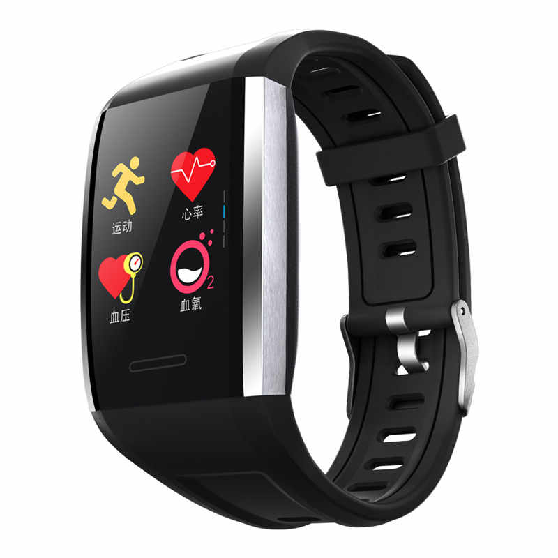 Raaavi E28 Smart Watch Smartwatch Heart Rate Blood Pressure