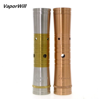 Lunar Mechanical Mod Vaporizer Vapor Vape battery body for RDA Electronic Cigarette Mods