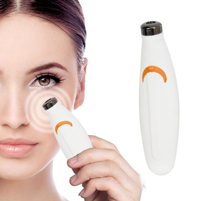 Laser Acne Treatment Pen Blackhead Extractor Blemish Acne Blackhead Remover Facial Skin Care Tools Light Therapy CE Approved