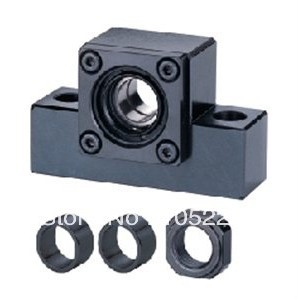 3pairs/lot EK8/EF8  end supports bearing Fixed side EK8 and Floated side EF8 screw guide 3pairs lot ek6 ef6 end supports bearing fixed side ek6 and floated side ef6 match for screw shaft