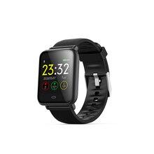 f1ba985a2e2 Homens Mulheres Smartwatch Relógio Inteligente Pressão Arterial Q9 IP67 da  Frequência Cardíaca À Prova D  Água para Xiao mi .