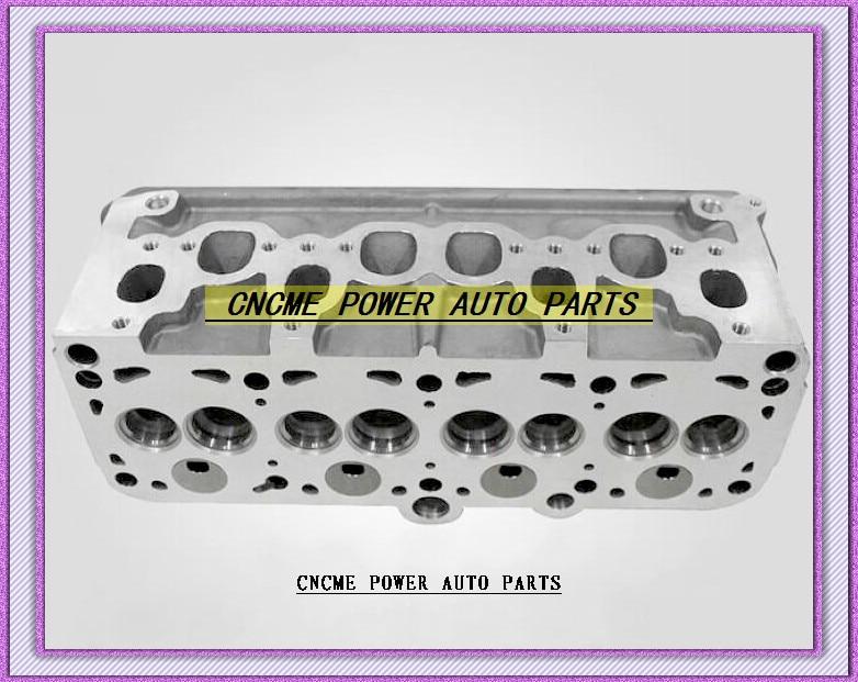 908 059 ABL AEF Cylinder Head For Skoda Pick-up 1.9L D SOHC 8V VW Transporter T4 Polo 1896cc 1.9D 8v 1992- 028103351E 908059
