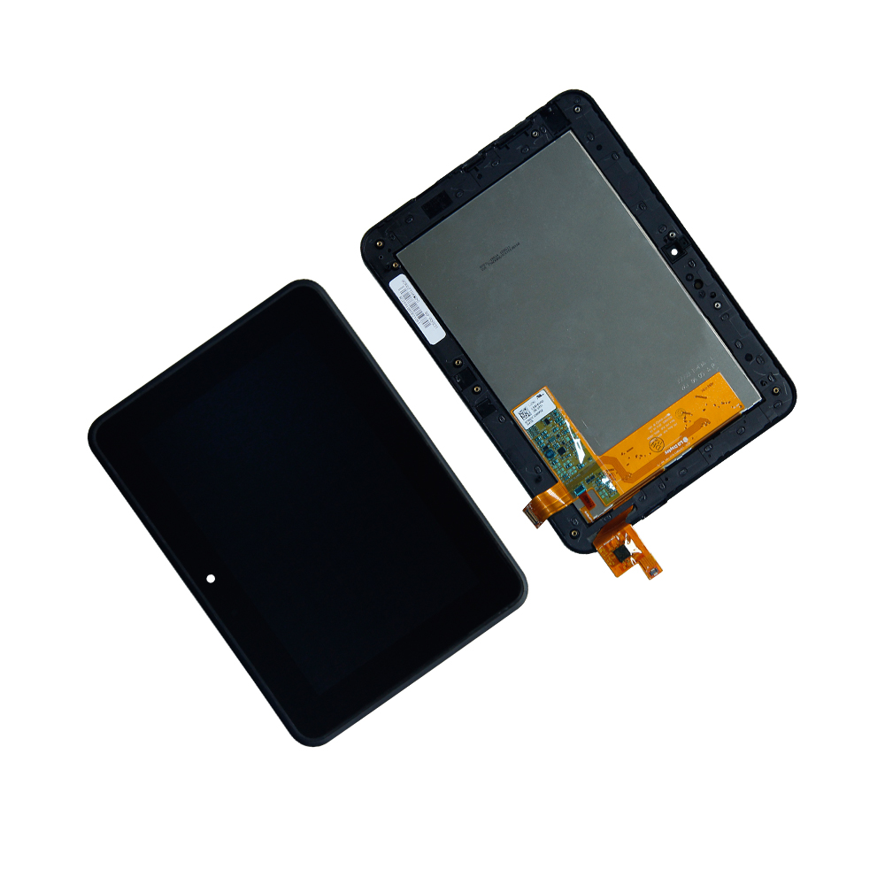 US $23 99  Touch Screen Digitizer Display LCD 2012 For Amazon Kindle Fire  HD 7 7 X43Z60 Tablet Panel TouchScreen Assembly Repair Parts-in Tablet LCDs