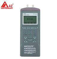 Ntelligente präzision digitale manometer Elektronische tabelle Digital LCD Dataloggers 2Psi Mit Programmierer-in Manometer aus Werkzeug bei