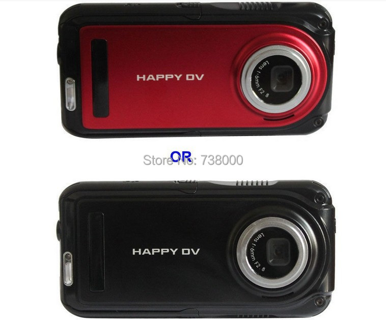 2.0 inch TFT LCD Shockproof Waterproof digital camera 16M MegaPixel 4x Zoom HDMI port 1080p Video Recorder DVR - A Best Store store
