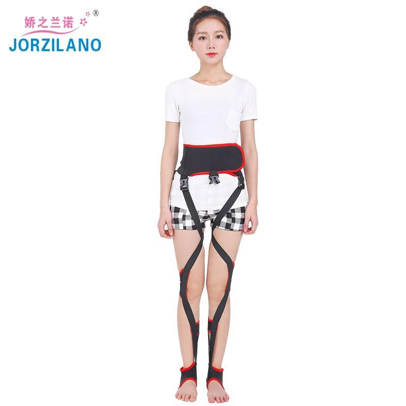 2018 New braces & supports Enhanced O/X-type legs correction tape Day/night Posture Corrector leg bandage Can walk freely