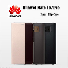 Brand Official Case for Huawei Mate10 Mate 10 Pro Smart Flip Case for Huawei Mate 10