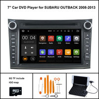 Quad Core Android 5 1 CAR DVD Player For SUBARU OUTBACK 2008 2013 AUTO GPS RADIO