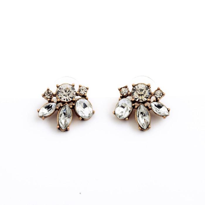 עגילי אופנה לנשים אביזרי תכשיטים עגילי עגילי חמוד מתוקים אלגנטיים מדהימים לנשים ליידי E0774