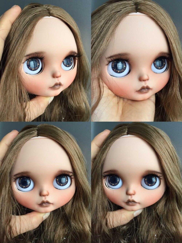 Muñeca Blyth personalizada, venta de cara personalizada y muñeca NO. KSD02-in Muñecas from Juguetes y pasatiempos    1