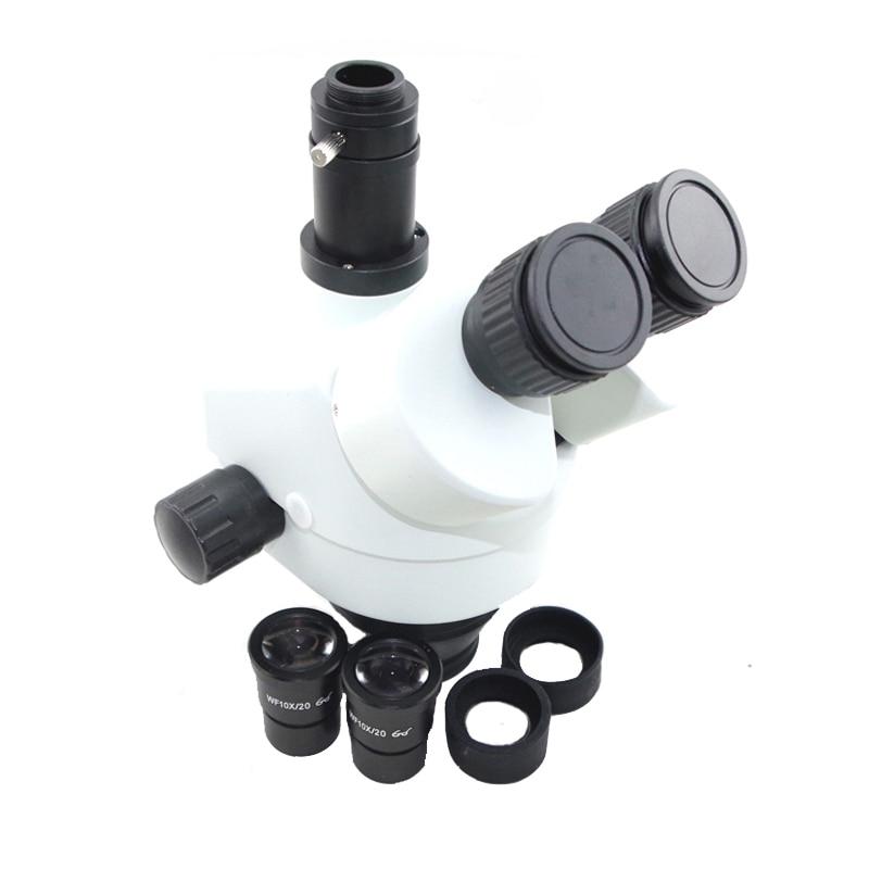 7X 45X 90X ipari Trinocular sztereo mikroszkóp + IR 16MP 1080P HDMI - Mérőműszerek - Fénykép 2