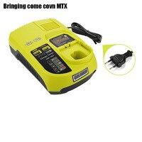 Gratis Verzending Voor Ryobi Batterij Oplader 14.4 V 18V Ni Cd Ni Li Ion P110 P107 P108 Voor Ryobi een + Batterij Met Usb poort 3A Opladers    -