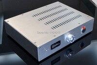 Weiliang Breeze аудио имитация KRELL KSA5 усилитель для наушников HIFI EXQUIS WBAKSA5 ведущий усилитель подключение динамиков Полный DC 8 Вт