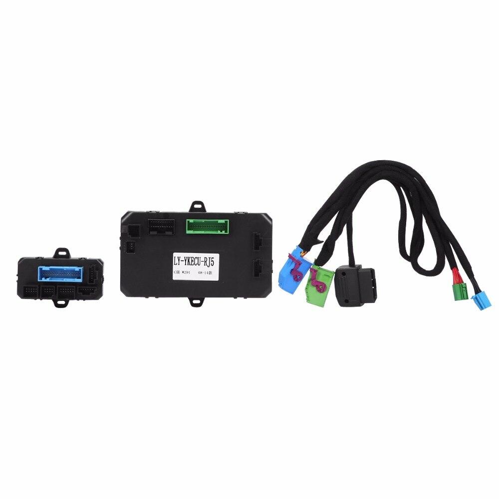 Remote Control Car Engine Preheater Engine Prewarm Controlled Car Key Car Accessory For Mercedes Benz W204