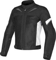 Best New Dain Super Speed SPR Motorcycle Protective Men Summer Jacket moto gp racing jacket