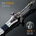 Senhor lothar anduin quel zaram grande royal sword anduin lothar jogos filmes as pessoas sabremetal frostmourne coleção decorações