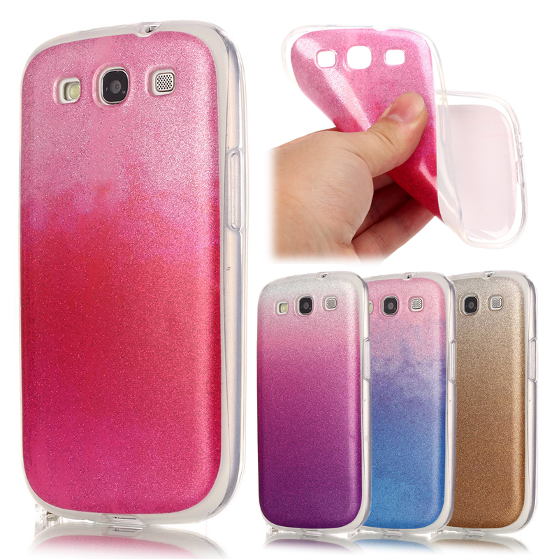 Glitter Bling Soft For Case Samsung Galaxy S3 Neo Silicone