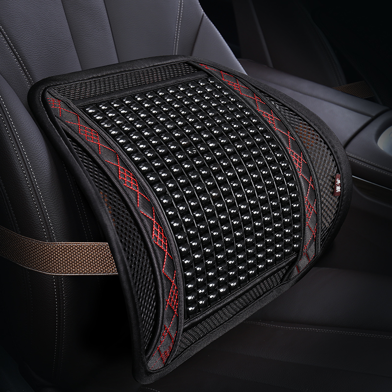 DERMAY 1PCS Car Seat Back Support Lumbar Supports For Office Home Chair Waist Support Interior Accessoreis