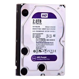 "Image 5 - Western Digital WD Viola Sorveglianza HDD 1TB 2TB 3TB 4TB SATA 6.0 Gb/s 3.5 ""Hard unità per la Macchina Fotografica del cctv AHD DVR IP NVR"