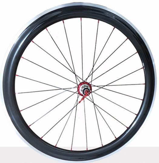 carbon alloy wheel 50mm 1