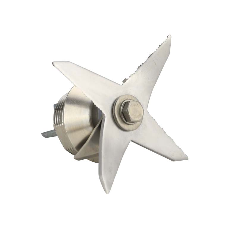 D12 Commercial Blenders Parts Mixer Stainless Steel Small Toothlet blade стоимость