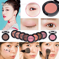 IMAGIC 8 Color Blusher  Makeup  Pressed Powder  Puff Smooth Face Foundation Waterproof  Nature Finish Beauty  Blusher
