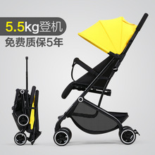 free shipping Lightweight stroller high landscape baby pram
