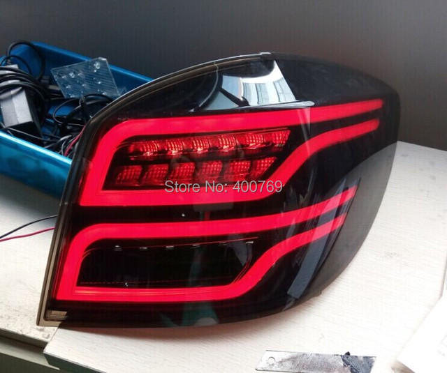 2014 newest car accessories led rear tail lights suit for Chevrolet ...