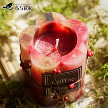candles velas decorativas perfumadas luminara flameless candles birthday Wedding candles scented candle wax(China)